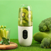 Electric Juicer Juice Smoothie Sorbet Portable Travel Home Cordless USB Port Baby Teat Bottle