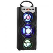GBTIGER MS - 220BT Portable Bluetooth Speaker FM Radio AUX