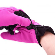 Robesbon Paired Unisex Outdoor Bicycle Screen Warm Riding Gloves