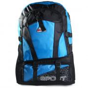 Double Shoulder Bag Camping Backpack Lightweight Back Bag