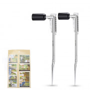 Outlife Automatic Stainless Steel Fishing Rod Holder
