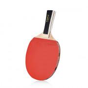 REGAIL A508 Table Tennis Ping Pong Racket Two Long Handle Bat Paddle Three Balls