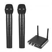 K38 - A 2PCS UHF Wireless Bluetooth Microphone