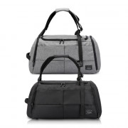 TUGUAN Men Sport Fitness Travel Bag Multifunctional Tote for Shoes Storage