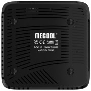 MECOOL M8S PRO W Android TV OS TV Box with Voice Remote Control Amlogic S905W Android 7.1 1GB RAM + 8GB ROM 2.4G WiFi 100Mbps Support 4K H.265