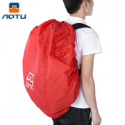 AOTU AT6926 40 - 90L Outdoor Climbing Water Resistant Backpack Rain Cover