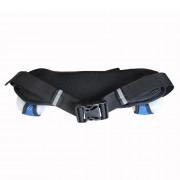 Water-resistant Running Bag Belt with 2 Bottles