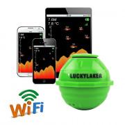 LUCKY FF916 WiFi Intelligent Fish Finder Underwater Sonar