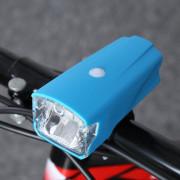 LEADBIKE A124 5W 4 Mode LED Bike Front Light USB Cycling Safety Flashlight
