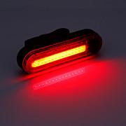Fujizhe USB Rechargeable Bicycle Light Set Headlight Taillight