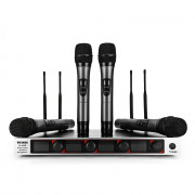 WEISRE U - 400 Professional VHF Wireless Microphone with Receiver