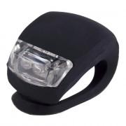 2pcs LED Motorcycle Tail Lamp Bikecycle Warning Flashing Light