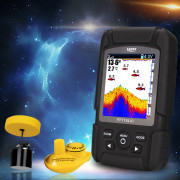 LUCKY FF718LiC Fish Finder Detector Sonar Transducer