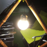 SUNREI C9 Small Hanging Lamp Tent Lamp Pocket Camping Lights