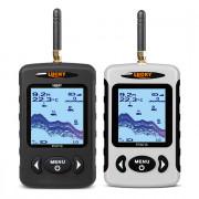 LUCKY FFW718LA Fish Wireless Portable Locator 45M/135FT Sonar Depth Alarm Siren
