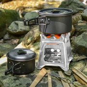 Aotu AT6308 Outdoor Portable Waterproof Stove Camping Burner