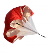 Speed Training Resistance Parachute with Belt for Football Running Physical Sports