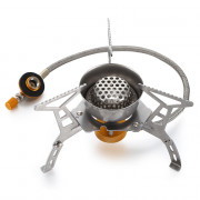 Outdoor Portable Folding Camping Windproof Split Stove Gas Burner