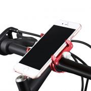 GUB G - 85 Aluminum Alloy Bicycle Handlebar Phone Mount Cycling Holder Stand