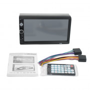7010B Car Multimedia Player with Bluetooth FM Radio Remote Control Camera