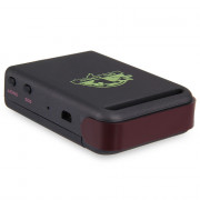 TK102B Car GPS Tracker Anti-theft Vibration Over-speed Alarm