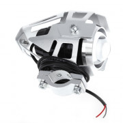 U5 3000LM 125W Upper Low Beam Motorcycle Headlight LED Driving Motorbike Lamp
