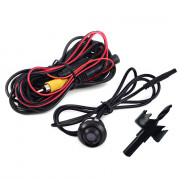 Universal Car Rear View Camera 360 Degrees Adjustable HD Color Night Vision for Parking Monitor
