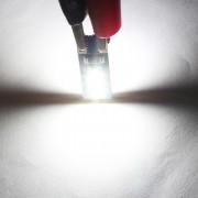 4pcs T10 3030 6 SMD OSRAM LED Canbus No Error White Car Side Light 360LM Bulbs 12V