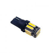 T10 194 W5W 7020 10SMD 1W Small Power LED Automobile Lamp  Ceiling 6PC