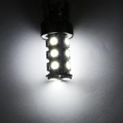10PCS T20 7440 7443 White 18-SMD 5050 Reverse Brake/Stop/Turn Tail Back Up LED Light Bulb