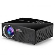 VIVIBRIGHT GP80 LED 1800 Lumens HD Mini Portable Projector for Home Theater Cinema Supprot 1080P USB HDMI