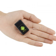 GSM/GPRS Network GF-08 MMS Video Talking Locator Super Mini Size Locator
