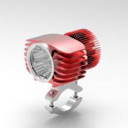 18W 6000K White Motorcycle lamp