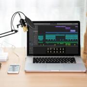 LEIHAO BM - 800 Professional Condenser Microphone Kit