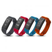 Lenovo HX03W Cardio Plus HX03W Smart Bracelet Bluetooth 4.2 OLED Screen IP68 Waterproof Heart Rate / Sleep Monitor Pedometer Sedentary Reminder