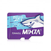 MIXZA TOHAOLL Ocean Series 256GB Micro SDXC Memory Card Storage Device