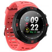 NO.1 F18 Smartwatch Sports Bluetooth 4.2 IP68 Waterproof Call / Message Reminder Pedometer Sleep Monitoring