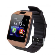 Bluetooth Smart Watch DZ09 Android Phone Call Relogio 2G GSM SIM TF Card Camera