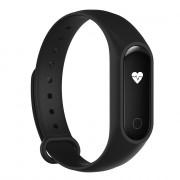 OUKITEL A16 Heart Rate Monitor Smart Bracelet Sleep Track Pedometer Wristband
