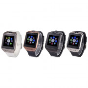 1.54 inch King Wear GV08 Smartwatch Phone MTK6261 Anti-lost Built-in Camera Alarm Bluetooth Health Function