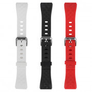 16mm Silicone Strap for S2 Smart Wristband