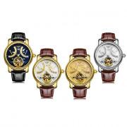 GUANQIN GJ16009 Men Automatic Mechanical Watch