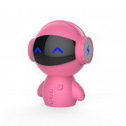 Robot Bluetooth Speaker Multi-Function Personalized Card Small Sounds Holiday Gifts Gifts RechargeableTreasure New I