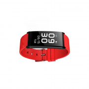 Sport  Fitness Heart Rate Blood Oxygen Pressure Monitor Smart Band  Waterproof Activity Trackers Pedometer Calorie For RED