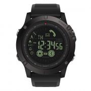 Zeblaze VIBE 3 Smart Watch Luminous Dial Low Battery Remind Moments Share Wristband  BLACK