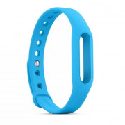 Horse Colorful Replacement Wrist Straps for Xiaomi Mi Band 2 Smart Bracelet DAY SKY BLUE