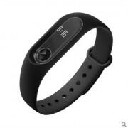For Xiaomi Mi Band 2 Smart Wristband Bracelet Soft Screen Protector Film Guard 2PCS TRANSPARENT