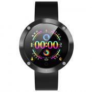 OUKITEL W5 Smart Bracelet 1.22 inch NRF52832 64KB RAM 512KB ROM Heart Rate Monitor Step Count Sedentary Reminder 200mAh Built-in BLACK