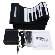 MD88S USB MIDI Roll Up Pinao Kit with 88 Keys
