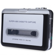 EC007 Portable Music Cassette to MP3 Converter with Headphones